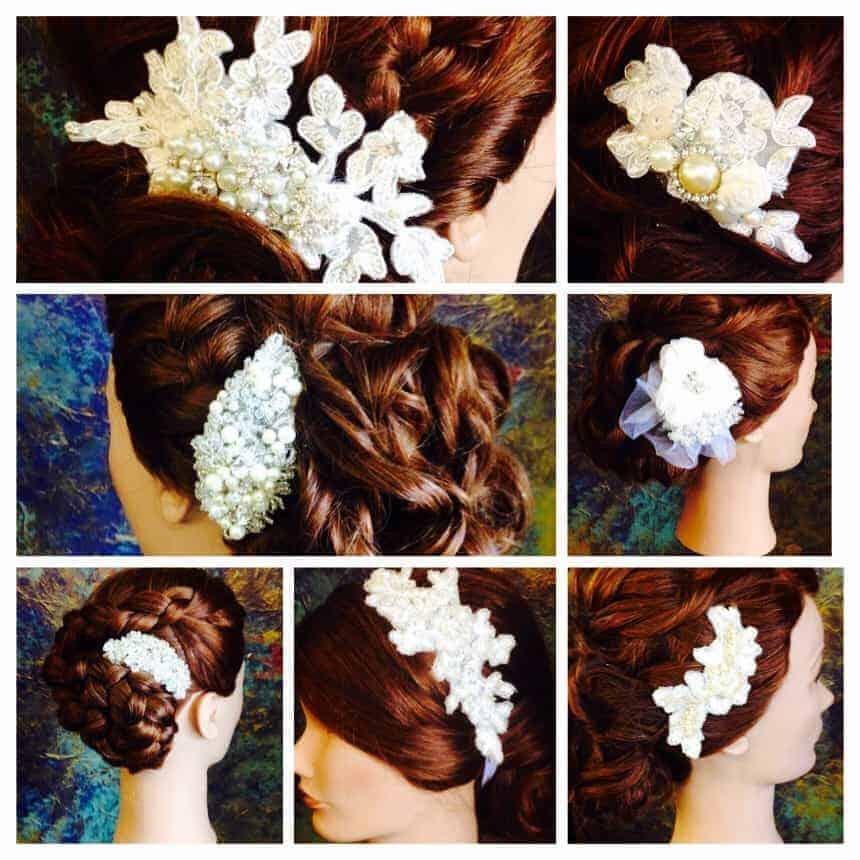 hair piece callage be inspired salon