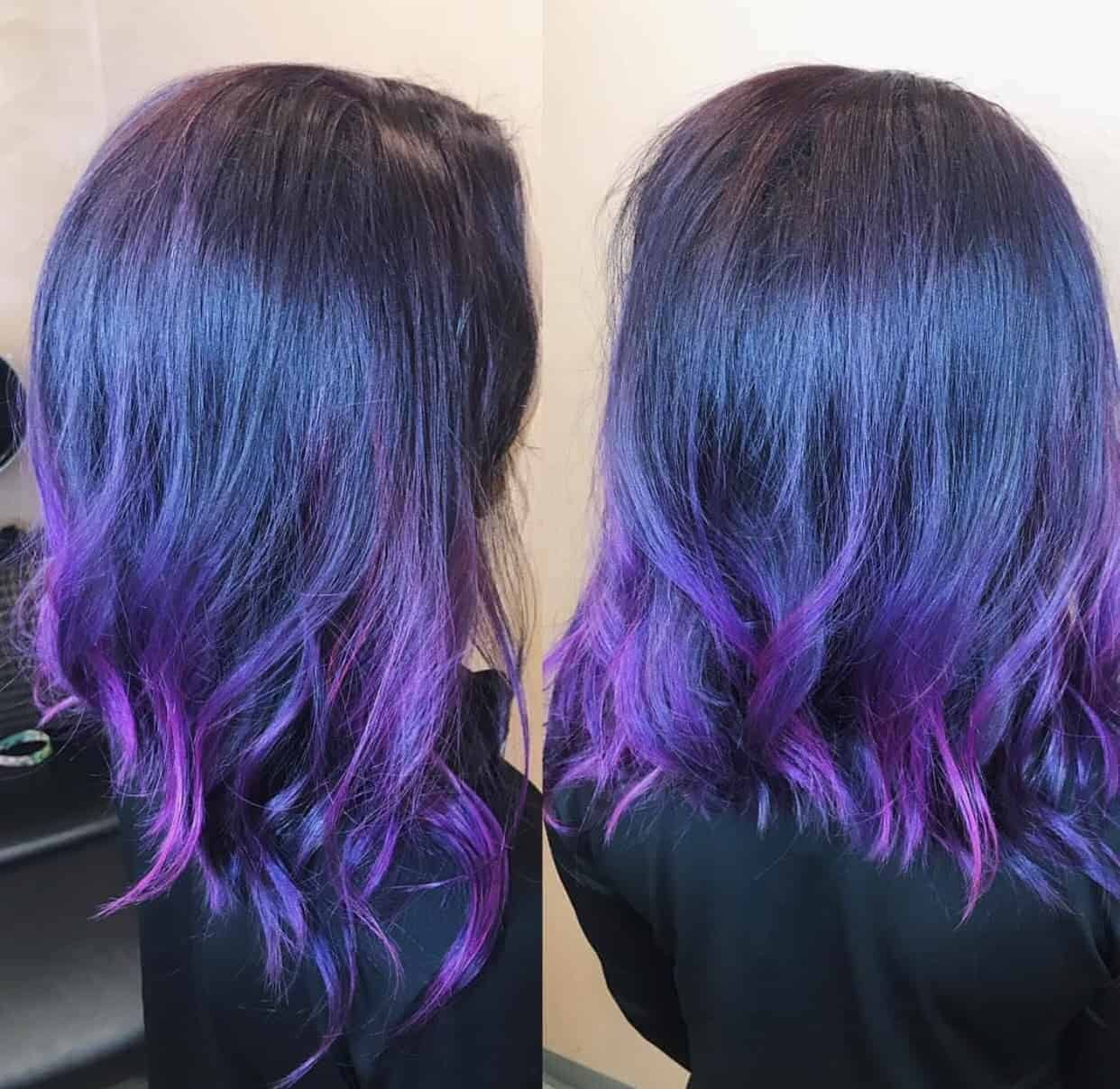 New Hair Color At Be Inspired Salon Be Inspired