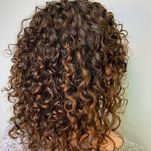 Curly Hair Be Inspired